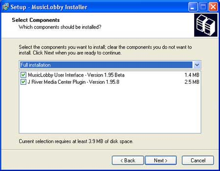 MusicLobby - Music Jukebox software for your PC